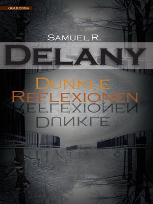 cover image of Dunkle Reflexionen