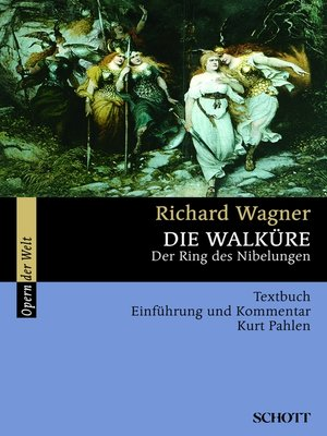 cover image of Die Walküre