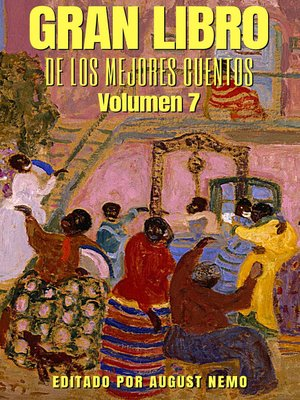 cover image of Gran Libro de los Mejores Cuentos--Volumen 7