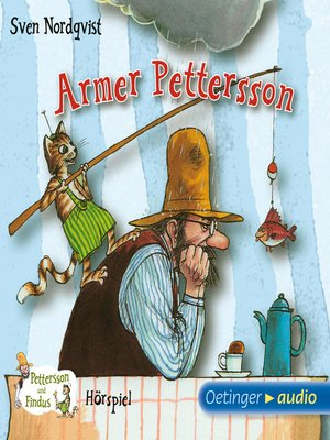 cover image of Armer Pettersson