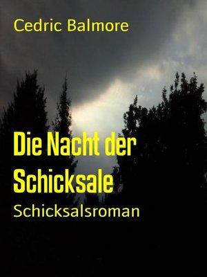 cover image of Die Nacht der Schicksale