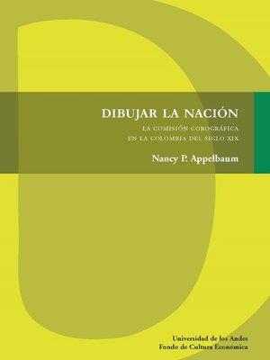cover image of Dibujar la nación
