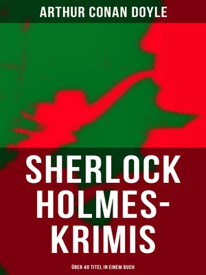 cover image of Sherlock Holmes-Krimis
