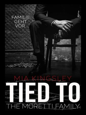 cover image of Tied to the Moretti Family