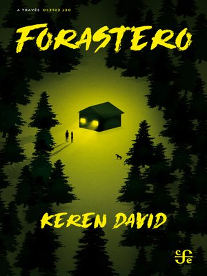 cover image of Forastero