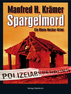 cover image of Spargelmord