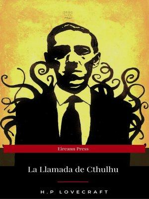 cover image of La Llamada de Cthulhu (Eireann Press)