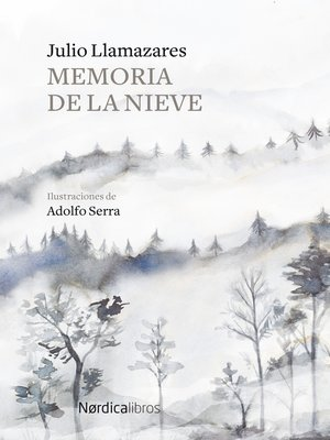cover image of Memoria de la nieve