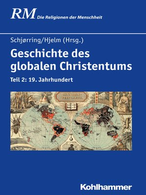 cover image of Geschichte des globalen Christentums