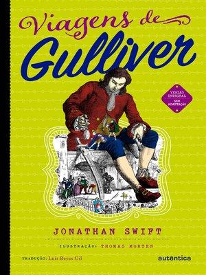 cover image of Viagens de Gulliver