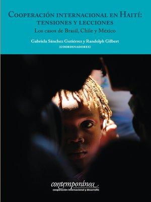 cover image of Cooperación internacional en Haití