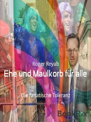 cover image of Ehe und Maulkorb für alle