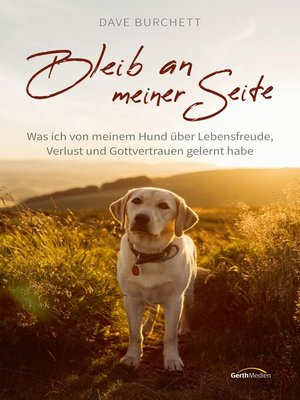 cover image of Bleib an meiner Seite