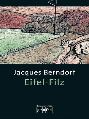 cover image of Eifel-Filz