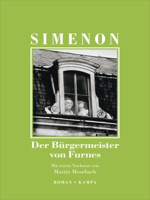 cover image of Der Bürgermeister von Furnes
