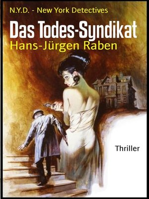 cover image of Das Todes-Syndikat