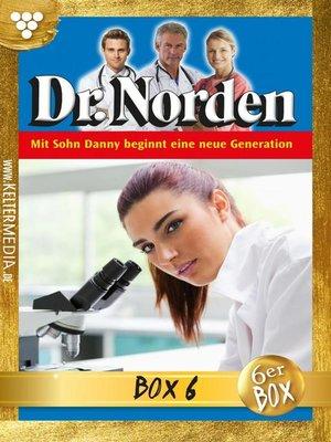 cover image of Dr. Norden Jubiläumsbox 6 – Arztroman