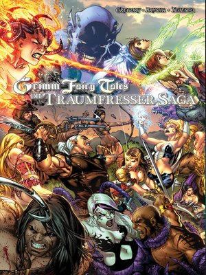 cover image of Grimm Fairy Tales