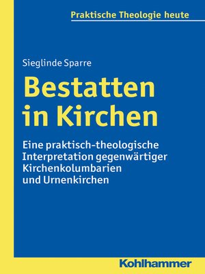 cover image of Bestatten in Kirchen