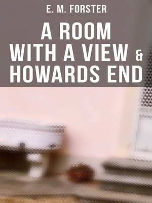 cover image of A ROOM WITH a VIEW & HOWARDS END