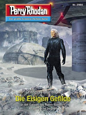 cover image of Perry Rhodan 2980