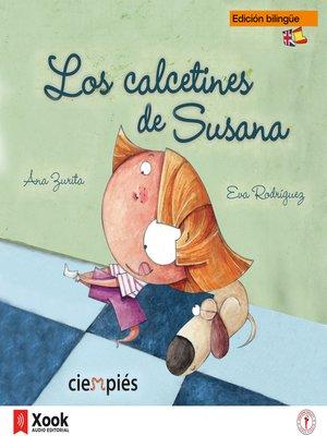 cover image of Los calcetines de Susana