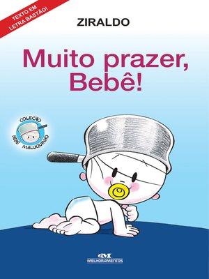 cover image of Muito Prazer, Bebê!