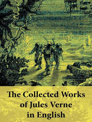 cover image of The Collected Works of Jules Verne in English