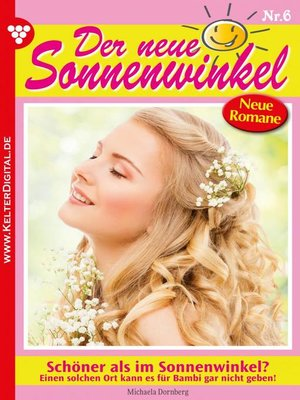 cover image of Der neue Sonnenwinkel 6 – Familienroman
