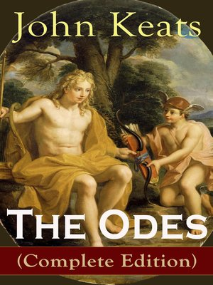 cover image of The Odes (Complete Edition)