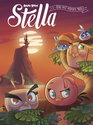 cover image of Angry Birds--Stella 1