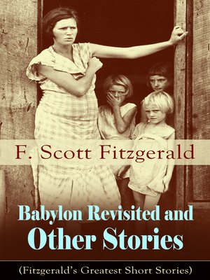 cover image of Babylon Revisited and Other Stories (Fitzgerald's Greatest Short Stories)