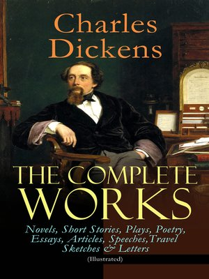 cover image of The Complete Works of Charles Dickens