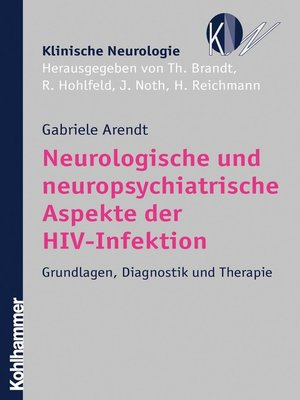 cover image of Neurologische und neuropsychiatrische Aspekte der HIV-Infektion