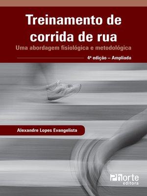 cover image of Treinamento de corrida de rua