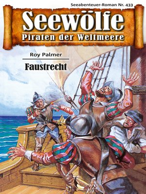 cover image of Seewölfe--Piraten der Weltmeere 433