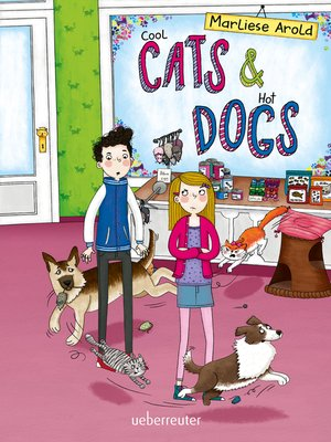 cover image of Cool Cats & Hot Dogs