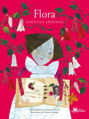cover image of Flora, cuentos andinos