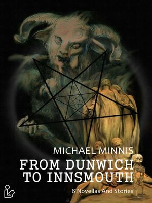 cover image of FROM DUNWICH TO INNSMOUTH