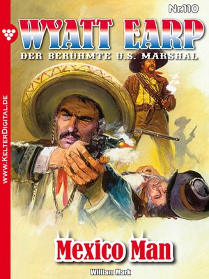cover image of Wyatt Earp 110 – Western