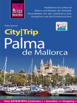 cover image of Reise Know-How CityTrip Palma de Mallorca