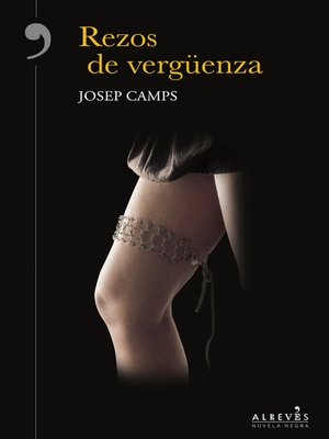 cover image of Rezos de vergüenza