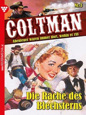 cover image of Coltman 3--Erotik Western