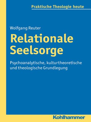 cover image of Relationale Seelsorge
