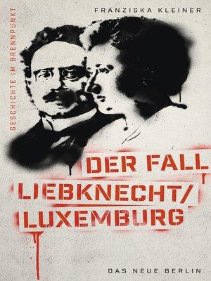 cover image of Geschichte im Brennpunkt