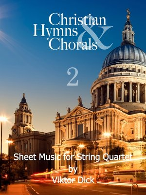 cover image of Christian Hymns & Chorals 2