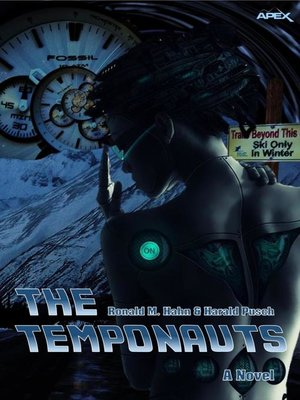 cover image of THE TEMPONAUTS