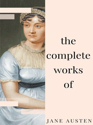 cover image of Jane Austen--Complete Works