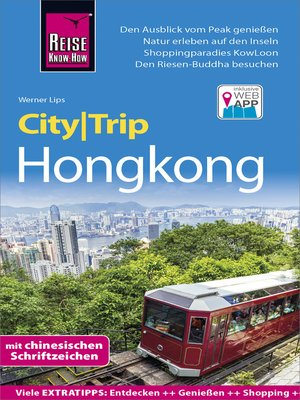 cover image of Reise Know-How CityTrip Hongkong
