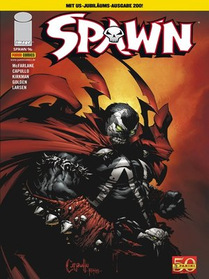 cover image of Spawn, Band 96